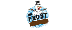 Dr. Frost Nikotinsalz E-Liquid made in UK