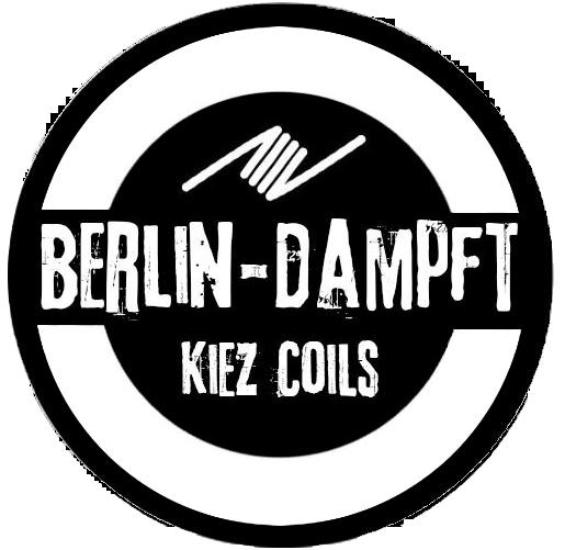 Berlin-dampft Kiez Coils Handmade Wicklungen