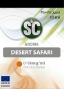 "10ml SC Liquid ""Desert Safari"""